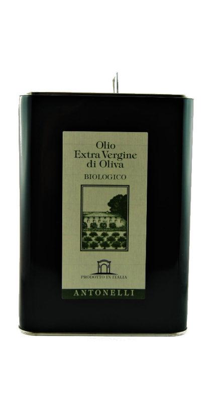 Olio extra vergine di oliva, Bio, Antonelli