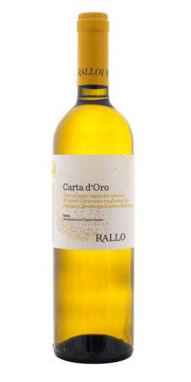 Carta d'Oro Catarratto Terre Siciliana, Bio