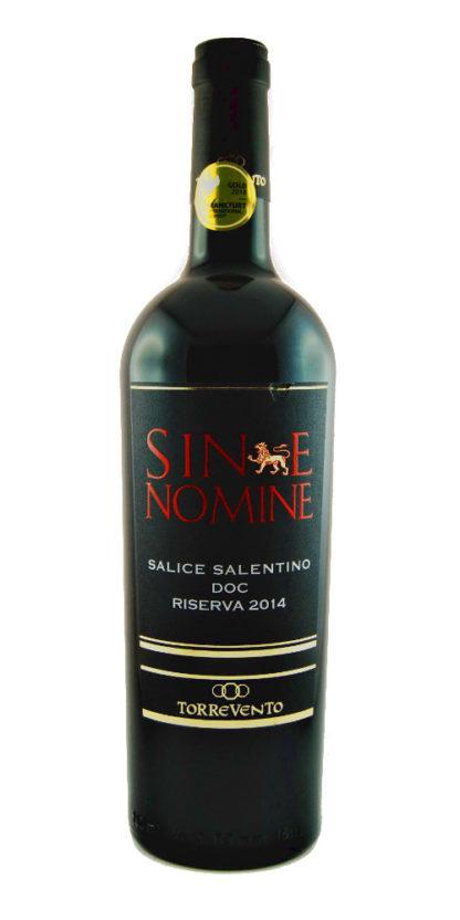 Sine Nomine Salice Salentino Riserva